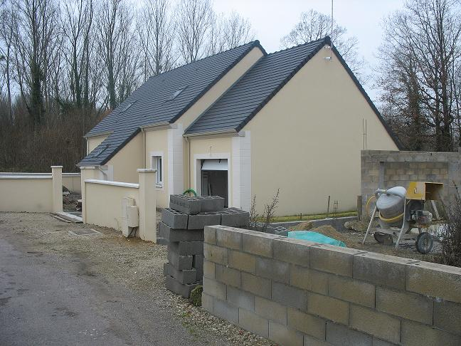 Construction b timents immeubles maisons mur anti bruit for Mur anti bruit maison
